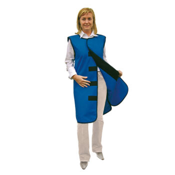 BRDA Tablier manteau radioprotection